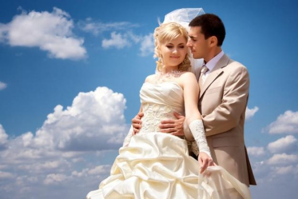 Благословление родителей на свадьбу